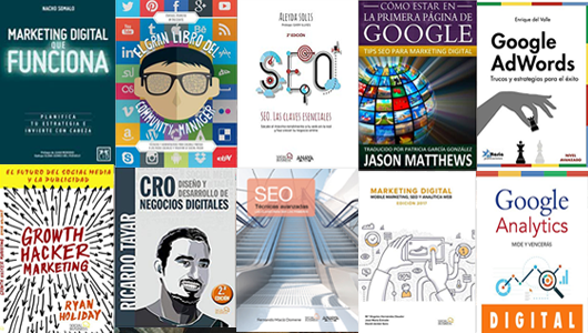 ¿Querés saber sobre Marketing Digital? Tenés que leer estos 10 libros recomendados
