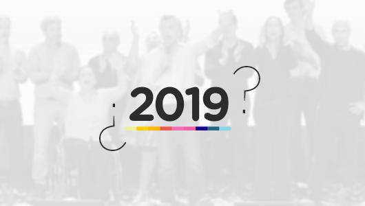 ¿Cuáles serán los eventos más importantes del 2019 que ya están programados?