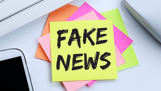 Comprobar o evitar compartir – Fake news