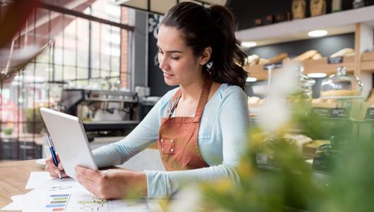 Créditos para mujeres emprendedoras