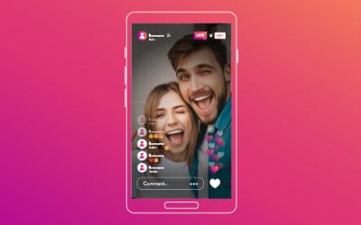 La tendencia de los directos en Instagram Live