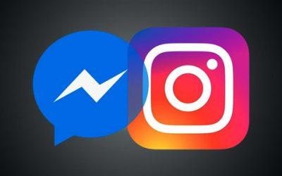 El sistema de mensajería de Facebook e Instagram se fusionan ¿Qué significa?