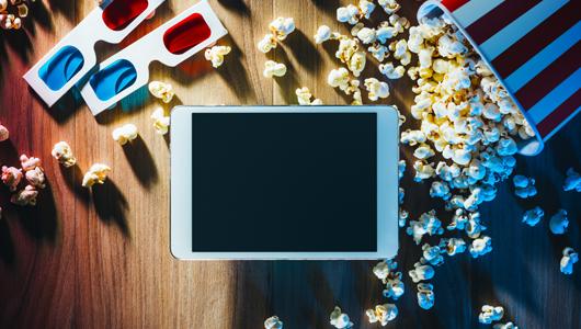 Cambio de consumo de entretenimientos en pandemia