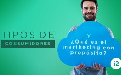 Tipos de Consumidores y ¿qué es el marketing con propósito?