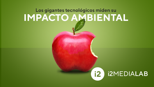 Los gigantes tecnológicos miden su impacto ambiental